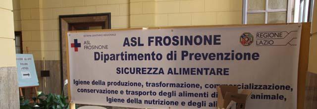 stand asl frosinone dipartimento di prevenzione