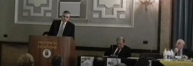 intervento nel corso della manifestazione dott. Roberto Petrucci Responsabile Ispezione degli Alimenti di Origine Animale