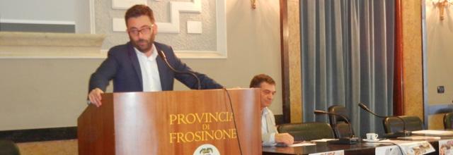 intervento nel corso della manifestazione on. Mauro Buschini Assessore Rapporti con il Consiglio, Ambiente Rifiuti della Regione Lazio