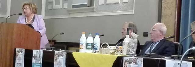 intervento nel corso della manifestazione S.E. Emilia Zarrilli Prefetto di Frosinone