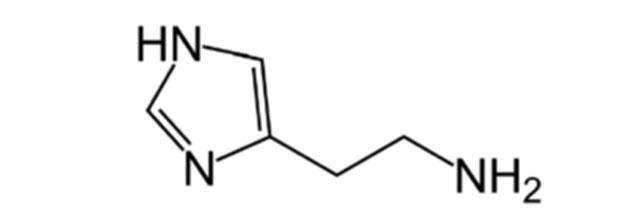 molecoa organica istamina