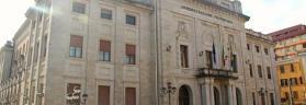 Palazzo Provinciale Jacobucci Frosinone - sede della manifestazione