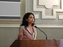 Dott.ssa Barbara Mollicone - Giornalista Moderatrice dell'Incontro