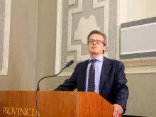 Dott. Ugo Della Marta Direttore Generale IZS Lazio e Toscana