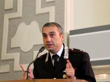 Cap. Maurizio Santori Comandante CC NAS Roma
