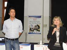 La manifestazione - Giornata evento a Fiuggi - Dott.ssa Lucilla Boschero