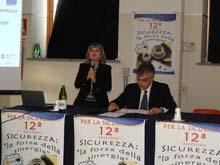La manifestazione - Giornata evento a Fiuggi - Dott.ssa Lucilla Boschero e Dott. Roberto Petrucci